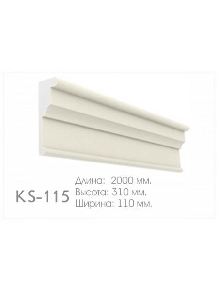 Карниз КС115