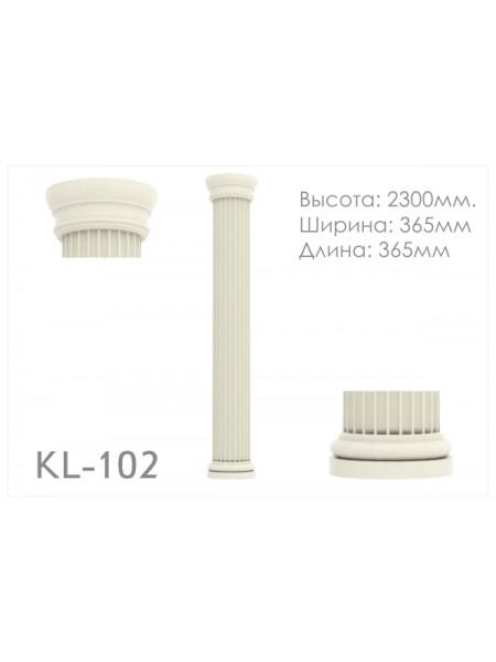 Колонна KL 102