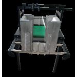 Станок для армирования пенопласта, минеральной ваты и полистерол бетона