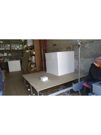 ЧПУ станок BAZA для терморезки пенопласта